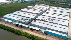 Steel Structure Metal Structure Building Prefab Steel Shed