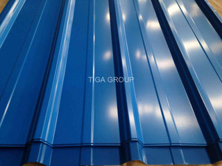Light Weight Steel Roofing Material Color Coated PPGI/PPGL Roof Sheets