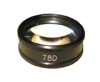 90d 78d 20d Ophthalmic Lens for Checking Eye
