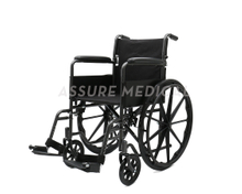 YJ-001EG Steel Manual Wheelchair
