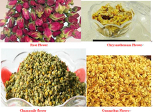 China Various Dry Flowers (No Caffeine Tea)