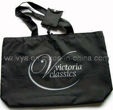 Polyester Folding Shopping Bag (LYSP29)