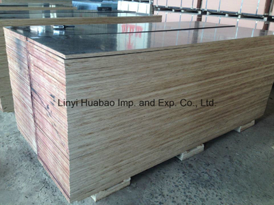 Birch Core Film Faced Plywood for Concrete