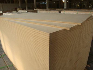 1220*2440 Raw MDF Board-Plain MDF Board