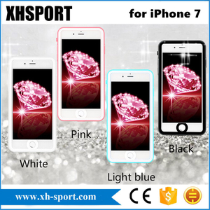 New Design Diamond Cell/Mobile Phone Waterproof Case for iPhone 7