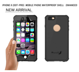 DOT--Contracted Type Best Waterproof Phone Case for iPhone 6/6s 4.7inches