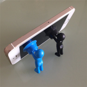 Hercules Design Silicone Cell Phone Holder Strong Suction Phone Stand