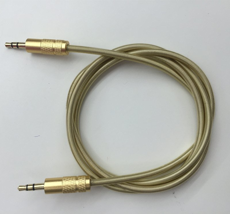 High Performance Car Audio 3.5mm Stereo Aux Cable