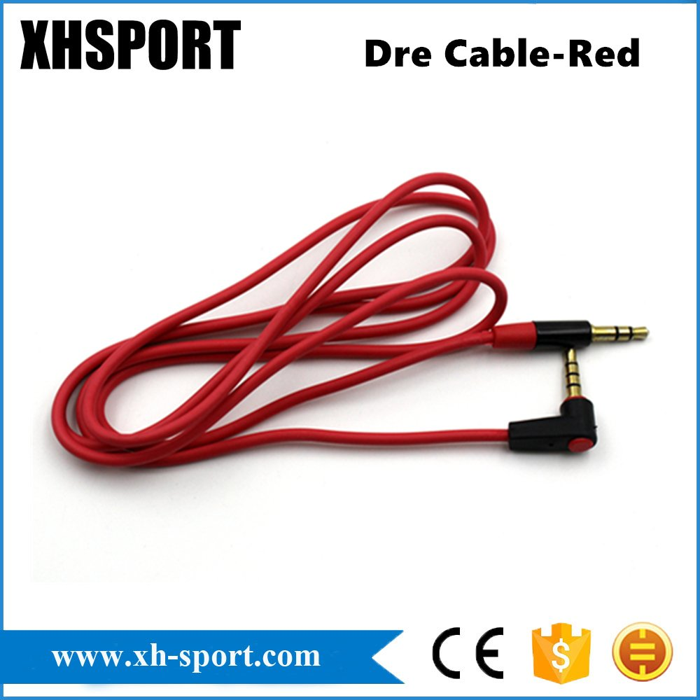 3.5mm Audio Auxiliary Aux Cable for Male to Male Beats