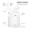 I7 Tws Wireless Headset Bluetooth Earphone Airport for Cell Phone