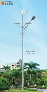 2018 New Outdoor Lighting Solar Street Light GG-40501