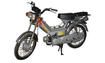 Two wheel motorcycle