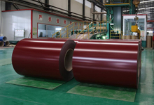 prepainted color coating steel