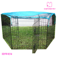 Pet Metal Playpen