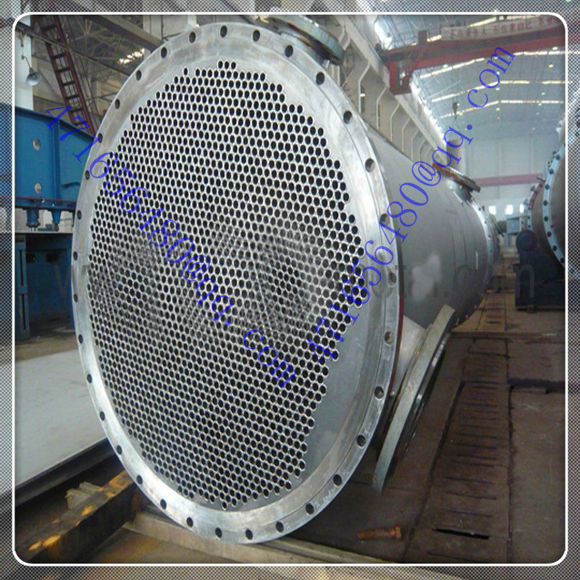 reliable Ti shell and tube heat exchanger expert