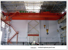 Overhead Explosion-Proof Crane From Shirley