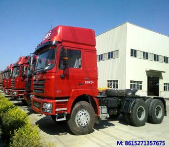 SHACMAN F3000 Tractor Truck 6X4 < LHD . RHD>
