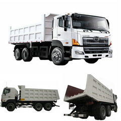 HINO 700 SERIES FY Tipper truck 380HP