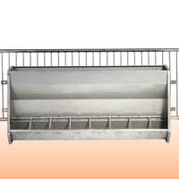 Automatic Stainless Steel Pig Feeder