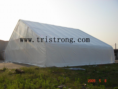 Steel Structure, Industrial Tent, 20m Wide Super Large Shelter (TSU-6549)
