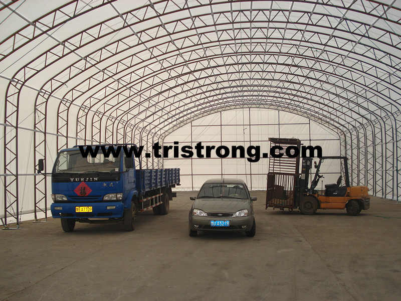 Large Tent, Super Large Shelter, Large Temporary Workshop, Hangar, Warehouse (TSU-49115)