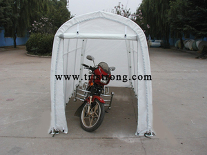 Super Mobile Carport, Small Portable Garage, Motorcycle Parking (TSU-162)