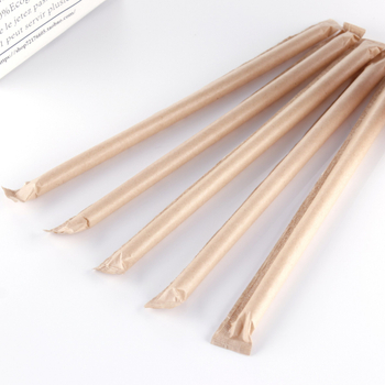 Plastic Straw Coffee Stirring for Hot Drinking