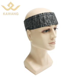Fitness sports accessories running sweat wicking band headband