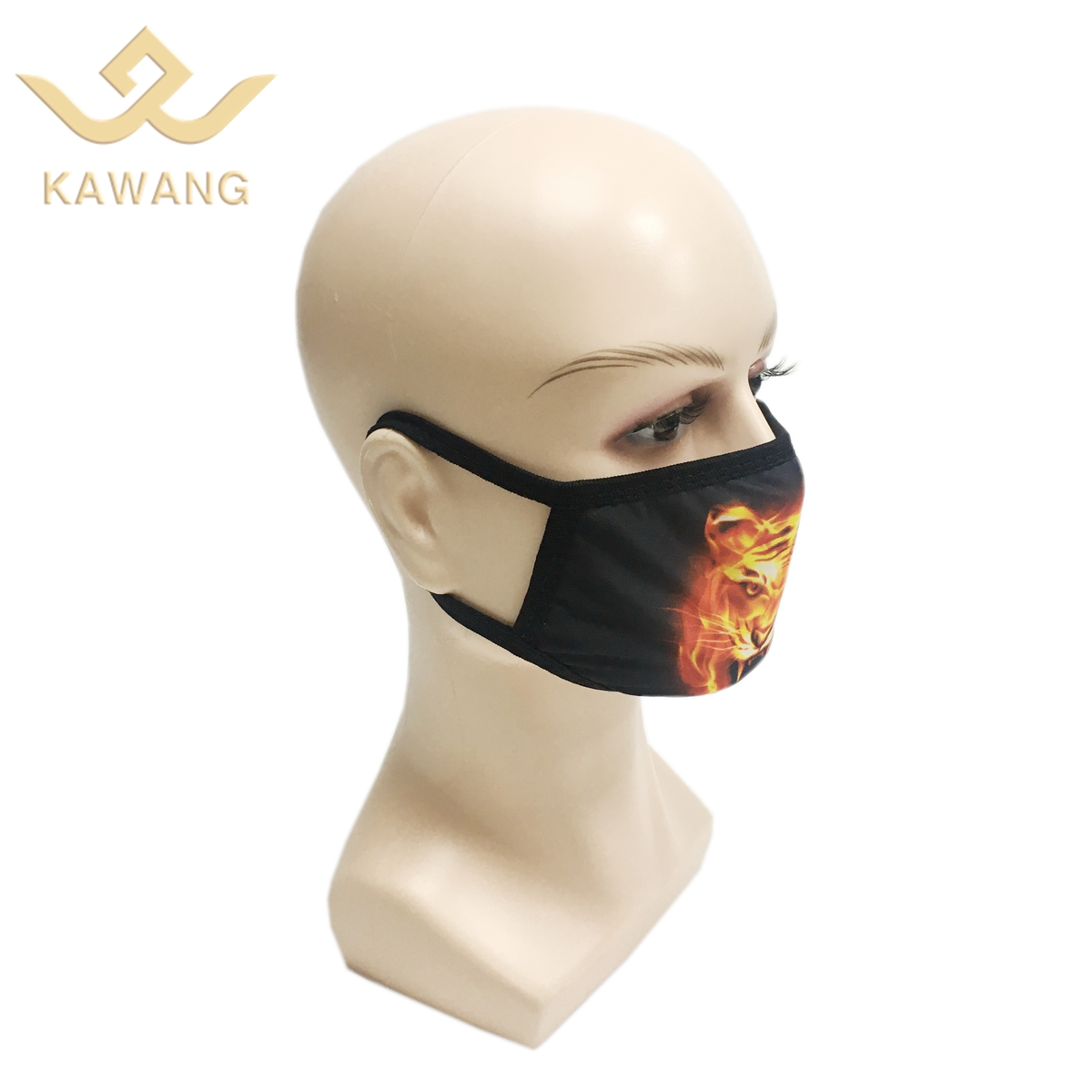 Washable air pollution cloth mask stylish decoration party masks