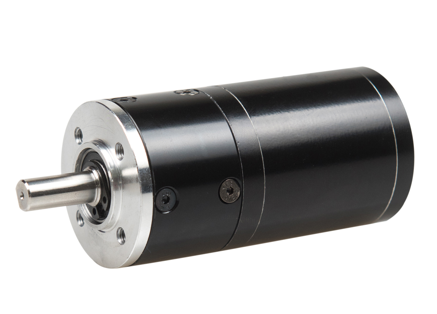 42mm Round Brushless DC Gear Motor