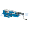 Hydraulic machine vise PHV