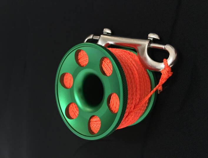 Factory OEM Scuba Finger Reel Spool in China