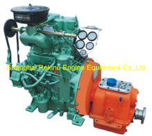 Siyang ZX2105J 24HP 1800RPM 28HP 2000RPM marine diesel boat engine set for open Yacht lifeboat