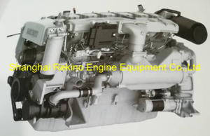 Weichai WP10C395-22 marine propulsion diesel engine for Yacht 395HP 2200RPM