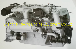 Weichai WP10C350-18 marine propulsion diesel engine for Yacht 350HP 1800RPM