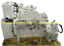 Cummins 6BTA5.9-M180 rebuilt reconstructed marine diesel engine with gearbox (180HP 2200-2500RPM)