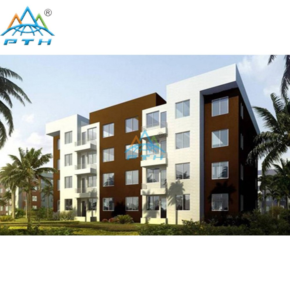 Prefabricated Apartments Building | Modular Apartment Buildings ...