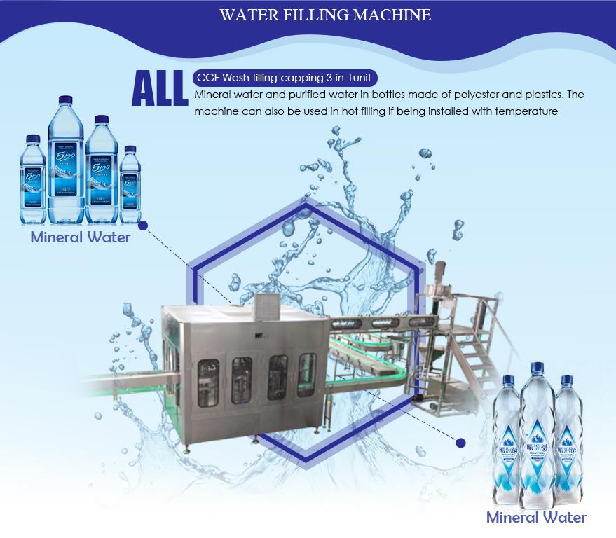 water filling machine 3 in 1