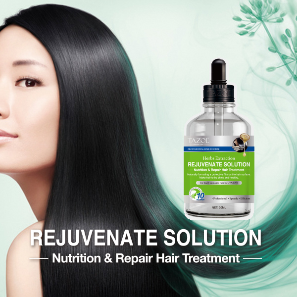 Tazol Herbs Extraction Rejuvenate Solution Hair Treatment