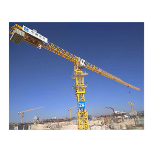 H20/15 Chinese Manufactured Hammerhead Tower Crane