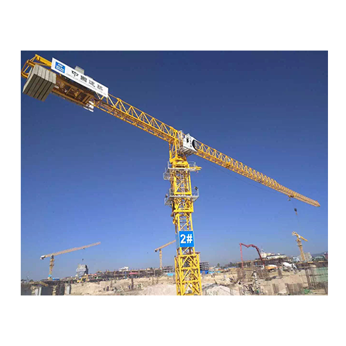 H20/15 Chinese Manufactured Hammerhead Tower Crane - Buy