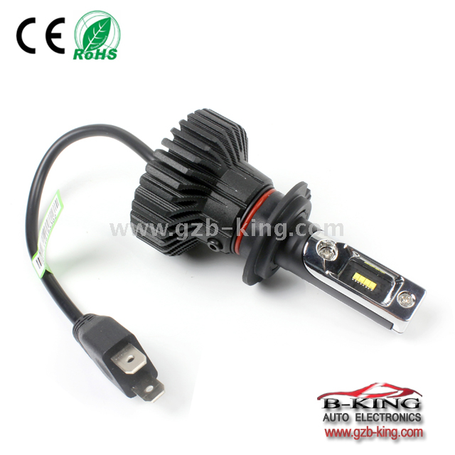 9-32V T6 H7 6000lm 6500K car led headlight