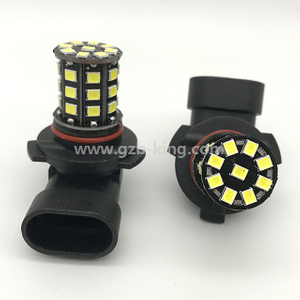 12V 15W 2835 33SMD 9005 9006 600LM car led fog light bulb