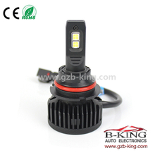 High Power High Brightness 9004 9007 9006 90W 9000lm Xhp50 LED Headlight Bulb