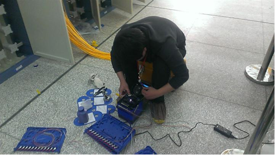 Nanjing Tianxingtong: introduction of optical fiber Fusion Splicer