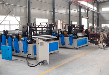 workshop of DALIAN MACH.,CO.LTD