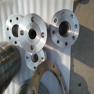 high precise machining titanium slip on flange