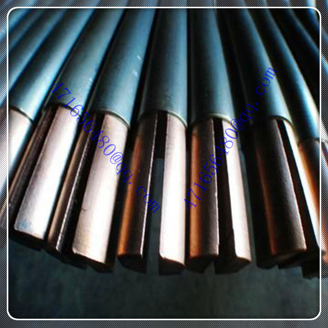 top quality TI clad copper composite bus bar for fertilizer