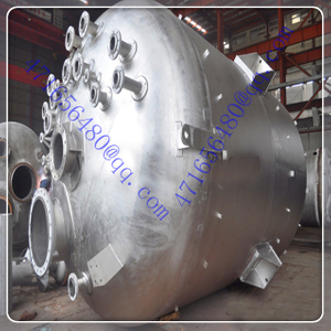 reliable Zr reactor/reaction tanks/ storage tank manufacturer