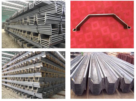 Sheet Pile/Hot Rolled Sheet Pile/Pile/Steel Sheet Pile